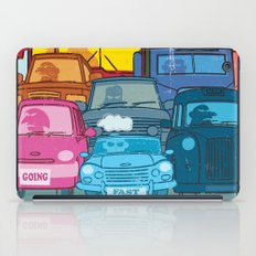 Going Nowhere Fast! iPad Case
