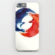 Ying Yang iPhone 6 Slim Case