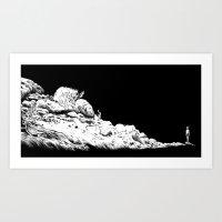 Envelope Art Print
