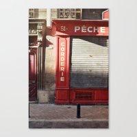 51 Canvas Print