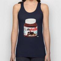 Nutella Unisex Tank Top