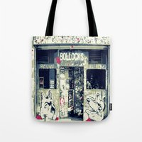 Never Mind The Rock Bar Tote Bag