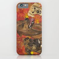 Dogs Bailey , Jake & Mag… iPhone 6 Slim Case