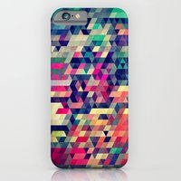 city iPhone & iPod Cases featuring Atym by Spires