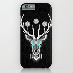 Silver Stag Geometric iPhone 6s Slim Case