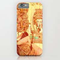iPhone & iPod Case featuring All the bells and whistles by Anne Lambelet