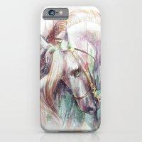 unicorn iPhone & iPod Cases featuring Unicorn by beart24