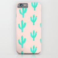 Cactus Print iPhone 6 Slim Case
