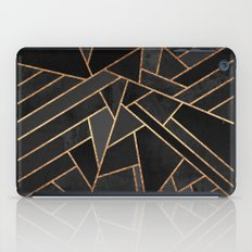 Black Night iPad Case