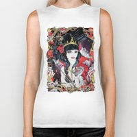 Owner of a Lonely Heart Biker Tank