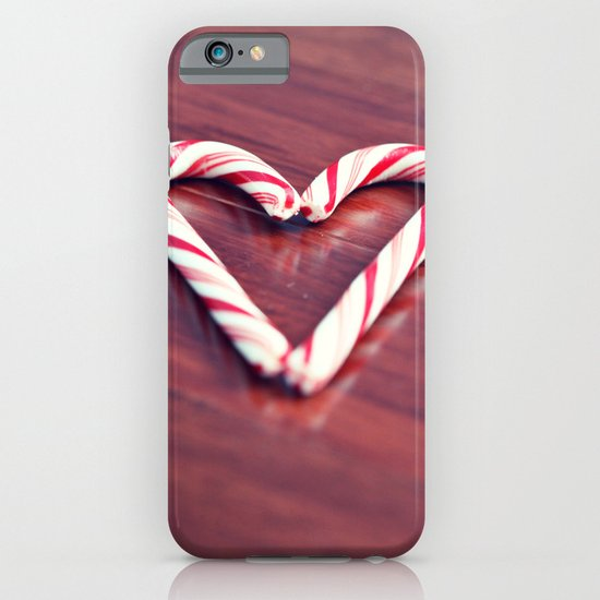 Candy Cane Love iPhone & iPod Case