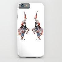 Dancing Elephants iPhone 6 Slim Case