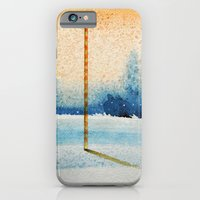 waxing crescent.two iPhone 6 Slim Case