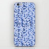 Blue World iPhone & iPod Skin