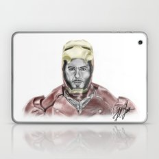 Iron Man Laptop & iPad Skin