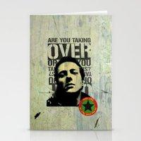 Joe Strummer Tribute Stationery Cards