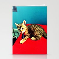 Kitters Stationery Cards