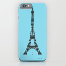 Eiffel Tower - First Kiss Slim Case iPhone 6s