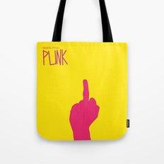 Music Signs : Punk (3/3) Tote Bag