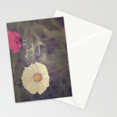 Nothing But Another Memory Stationery Cards