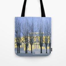 The Cumberland House Tote Bag