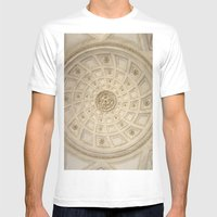 Caserta Mens Fitted Tee White SMALL