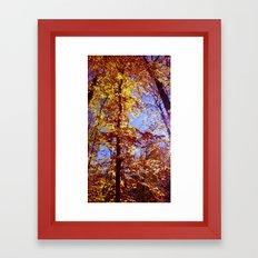 91 Framed Art Print