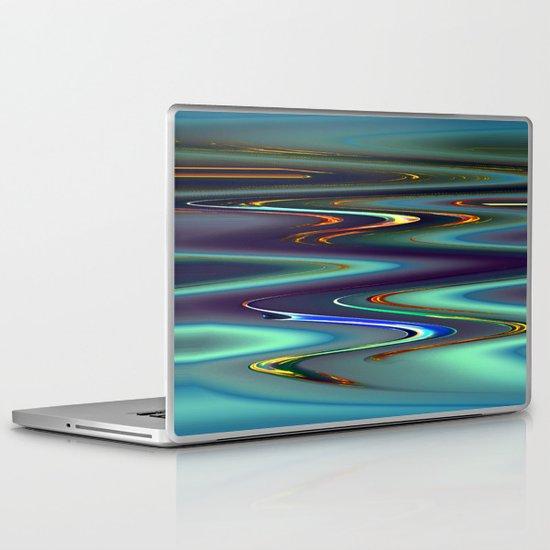 Water Flow  Laptop & iPad Skin