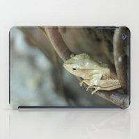 Froggy style iPad Case