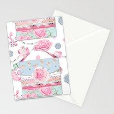 My Shabby Chic purse celebration Stationery Cards