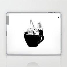 Laid-Back Time Laptop & iPad Skin