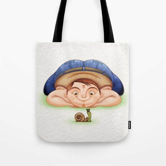 Caracol Tote Bag