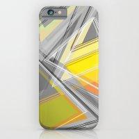 ∆Yellow iPhone 6 Slim Case