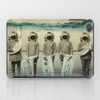 the diving bell Tuba quintet iPad Case