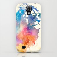 Galaxy S4 Cases featuring Sunny Leo   by Robert Farkas