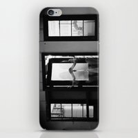 Double Vision I iPhone & iPod Skin