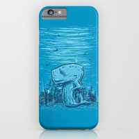 iPhone Cases featuring Catch me if you can by Nick Volkert