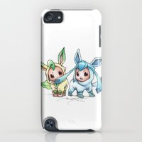 iPod Touch Cases featuring Brotherly Love by Randy C