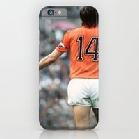 iPhone & iPod Case featuring JC14 Cruijff by The Voetbal Factory