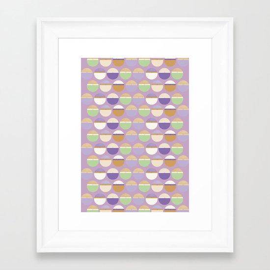 6sis Framed Art Print