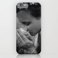 Flower Girl iPhone 6 Slim Case