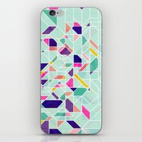 GeoLine iPhone & iPod Skin