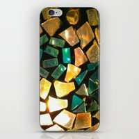Broken Glass iPhone & iPod Skin