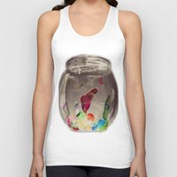 Swim in Color Unisex Tank Top