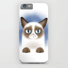 Nope (Grumpy Cat) iPhone 6 Slim Case