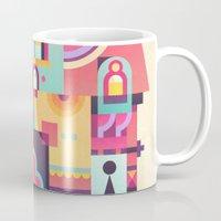 Structura 6 Mug