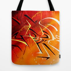 Light n' shad Tote Bag