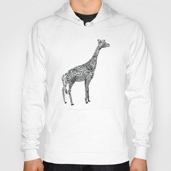 Designer Giraffe Hoody