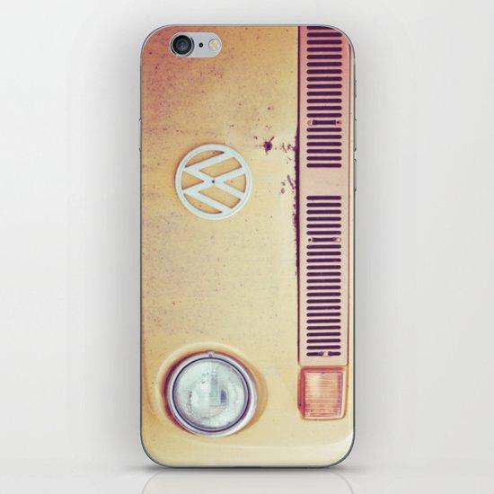 vw iPhone & iPod Skin