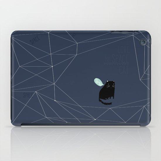 my_spacecat iPad Case